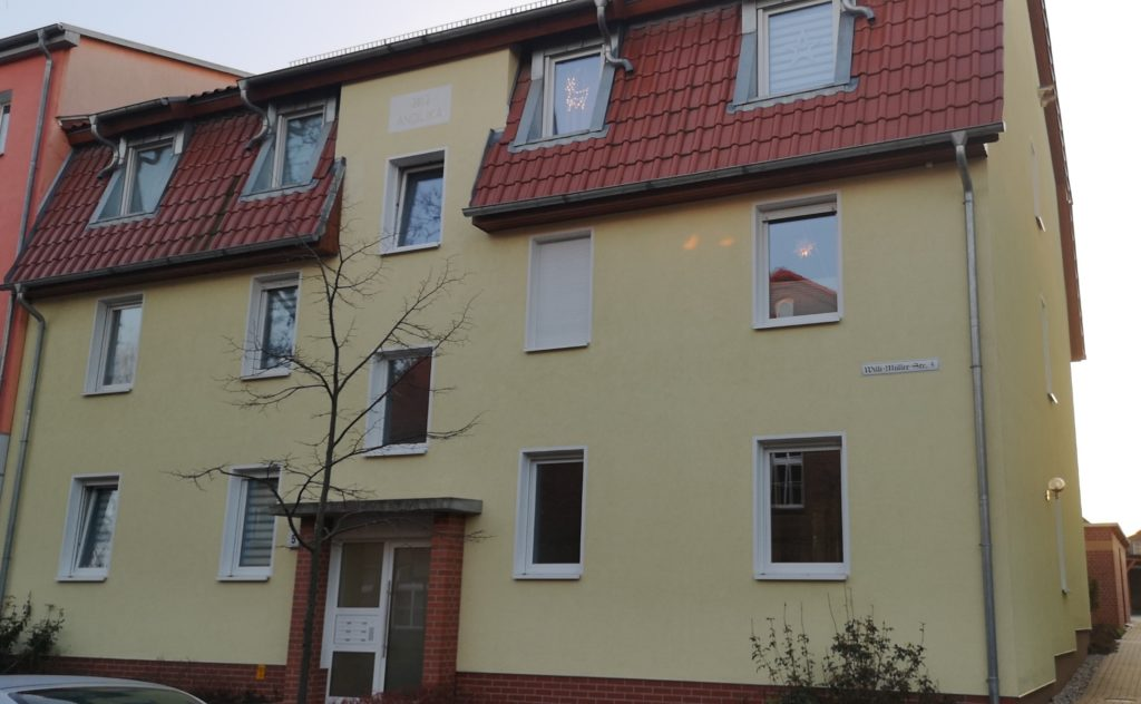 3-Zimmer-Wohnung in Rüdersdorf mieten