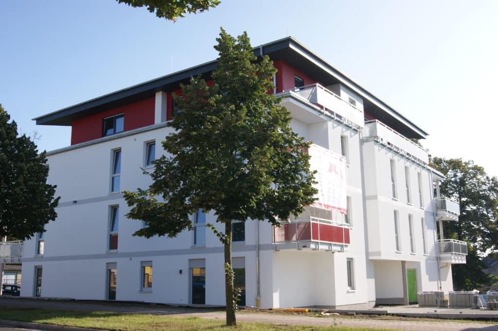 Moderne 2-Zimmer-woHnung in Rüdersdorf